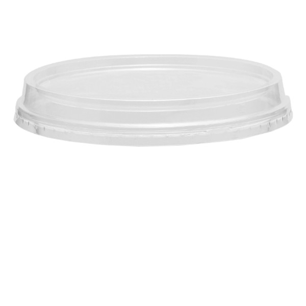 ECOWARE PLA LID FOR 360/500ml DELI  BOWL 50SLV