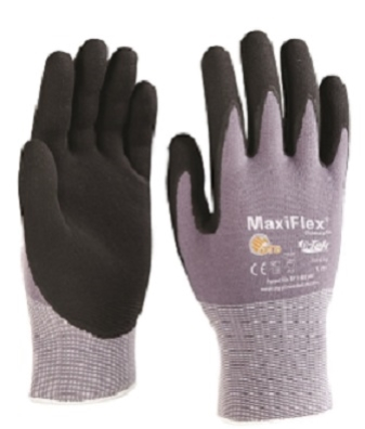 GLOVE MAXIFLEX ULTIMATE OPEN BACK PALM COAT XL /10