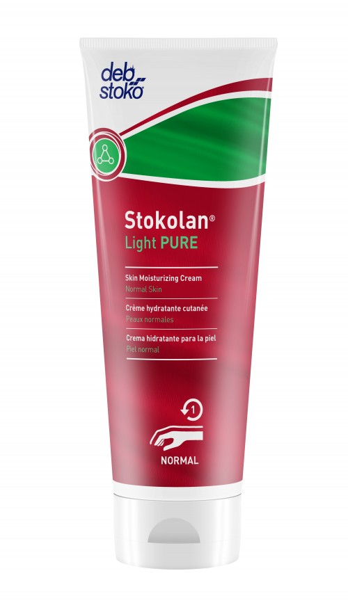 DEB STOKO STOKOLAN LIGHT PURE RESTORE CREAM 150ML