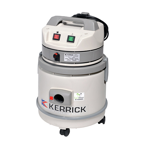 KERRICK LAVA 3n1 WET DRY EXTRACTION VACUUM 29ltr