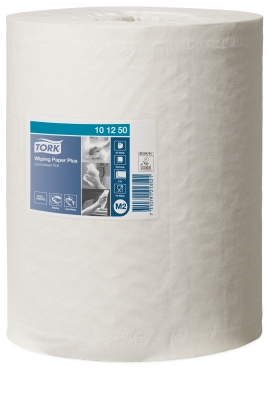 TORK 420 WIPING PAPER CENTREFEED WHITE 160M X 6rolls M2
