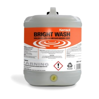 BRIGHT WASH NON DG DISHWASHER DETERGENT 20Ltr