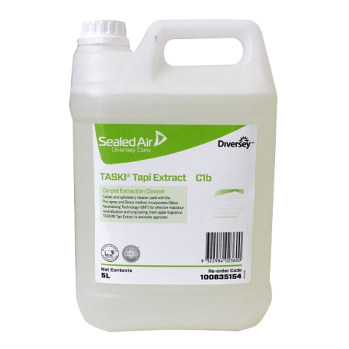 TASKI TAPI EXTRACT CARPET CLEANER 5Ltr