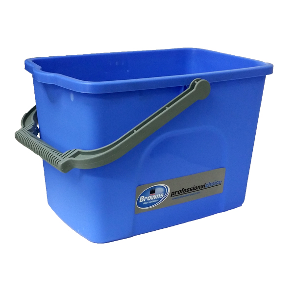 BROWNS 9ltr SQUEEZE MOP BUCKET