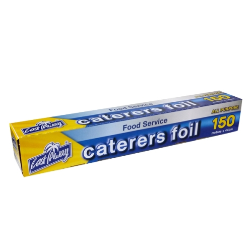 CASTAWAY CATERING FOIL ALL PURPOSE 44cm x 150mtr