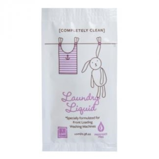 COMPLETELY CLEAN LIQUID LAUNDRY SACHETS 250ctn