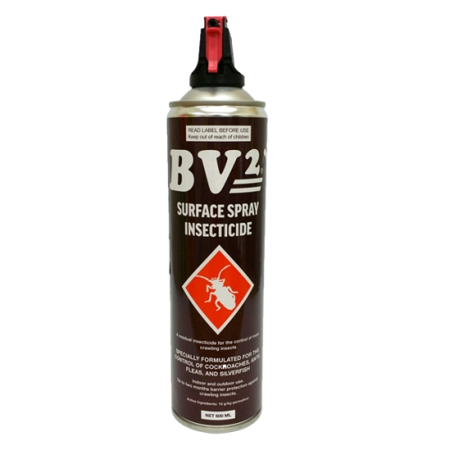 BV2 RESIDUAL SURFACE INSECTICIDE 600ml DGLQ