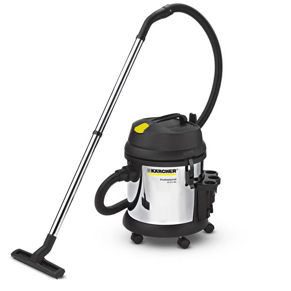 KARCHER NT20/1ME  20L STAINLESS WET or DRY VACUUM