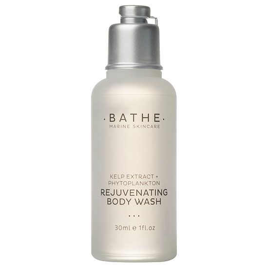 BATHE MARINE BODY WASH  BOTTLES  128