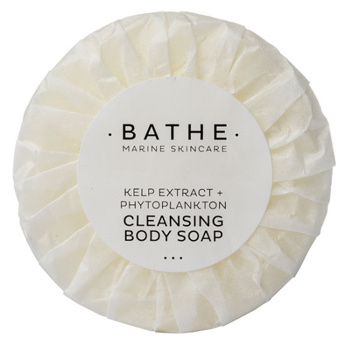 BATHE MARINE PLEATWRAPPED SOAP 20g 375 ctn