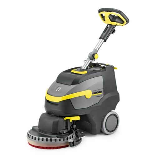 KARCHER BD38/12C BATTERY DISC SCRUBBER DRYER