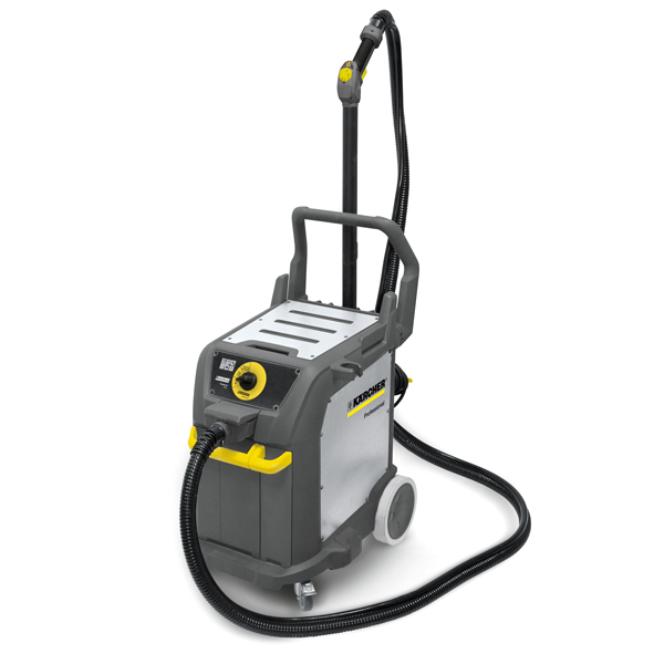 KARCHER SGV 6/5 COMMERCIAL STEAM VAC CLEANER