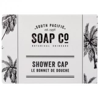SOAP CO SHOWER CAP X 250ctn