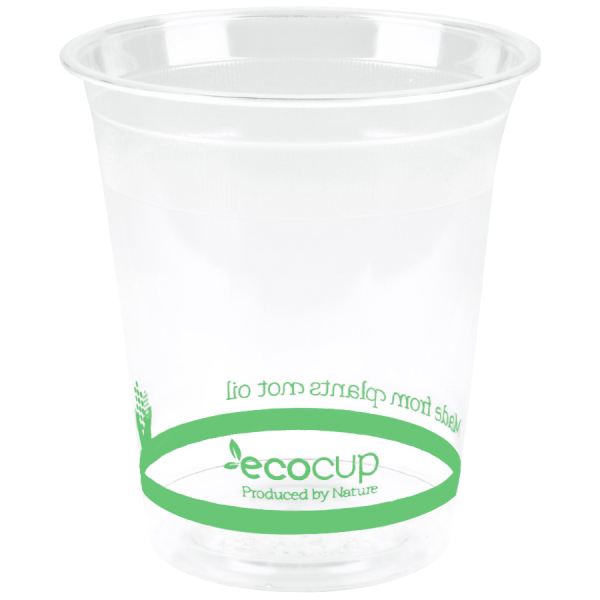 ECOWARE PLA COLD CUP 200ml 50slv
