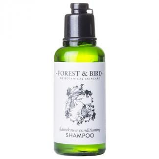 FOREST & BIRD COND/SHAMPOO BOTTLES 35ml - HUIA DESIGN 128CTN