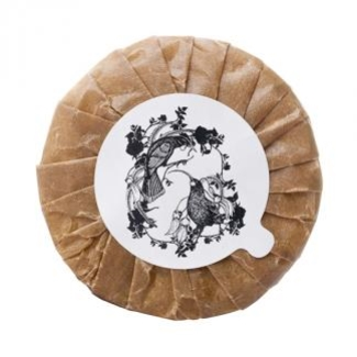 FOREST & BIRD PLEAT WRAPPED SOAP 20g - HUIA DESIGN 375CTN