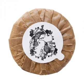 FOREST & BIRD PLEAT WRAPPED SOAP 40g  - HUIA DESIGN 350CTN