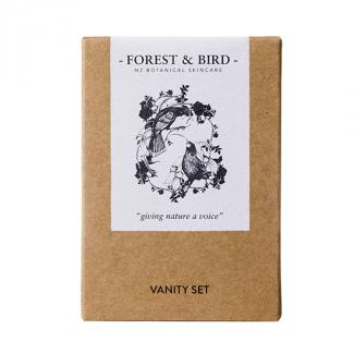 FOREST & BIRD VANITY PACK  - HUIA DESIGN 250ctn