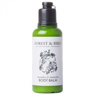 FOREST & BIRD MANUKA BODY BALM BOTTLES - HUIA DESIGN 128 CTN