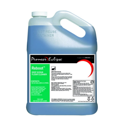 PIONEER ECLIPSE REBOOT DEEP FLOOR CLEANER 4Ltr
