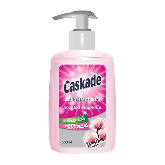 CASKADE LIQUID HAND SOAP 500ml PUMP POT