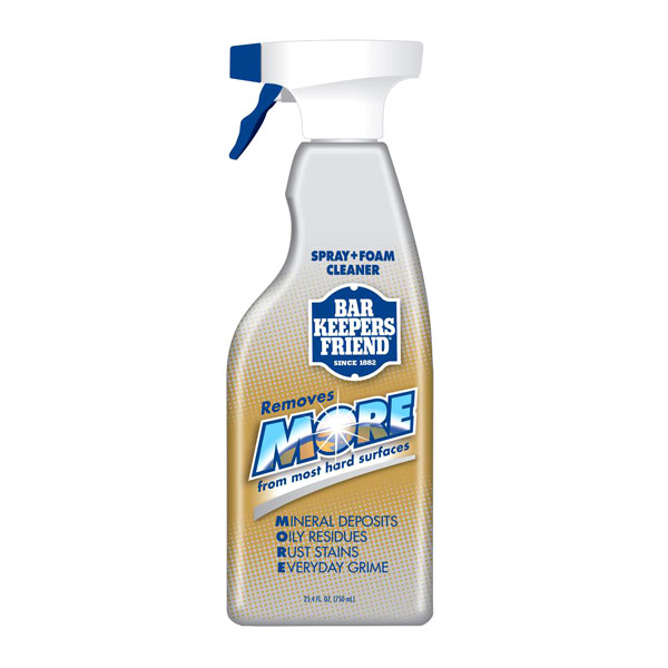 BAR KEEPERS FRIEND MORE FOAMING CLEANER 750ml