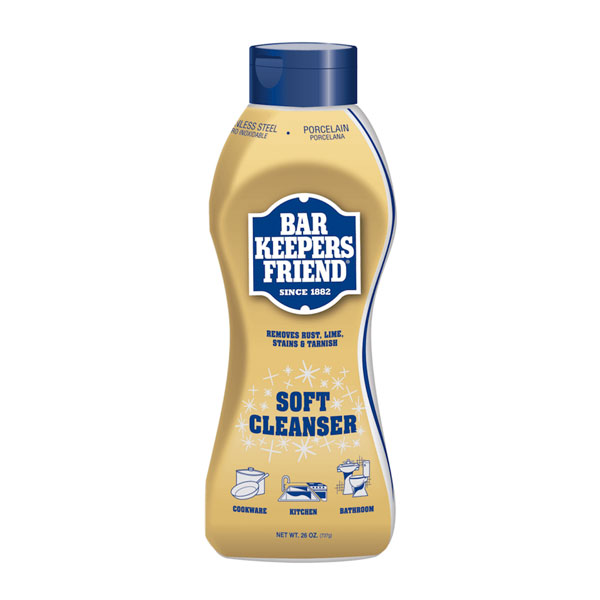 BAR KEEPERS FRIEND SOFT CLEANSER LIQUID 369g
