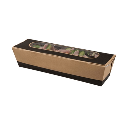 COLPAC ECO BAGUETTE TUCK-TOP WINDOW BOX 125CN