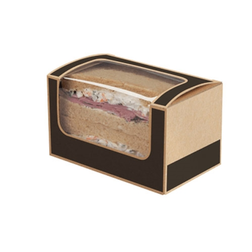 COLPAC ECO SQUARE CUT SANDWICH with WINDOW 500ctn