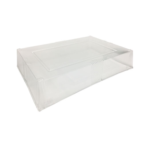 COLPAC RECYCLABLE LID FOR  LUNCH PLATTER 50ctn