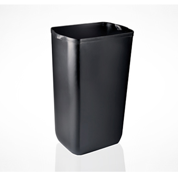 PH WASTE BIN SMALL BLACK 23Ltr