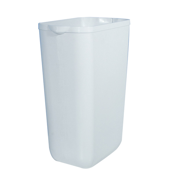 PH WASTE BIN SMALL WHITE 23Ltr
