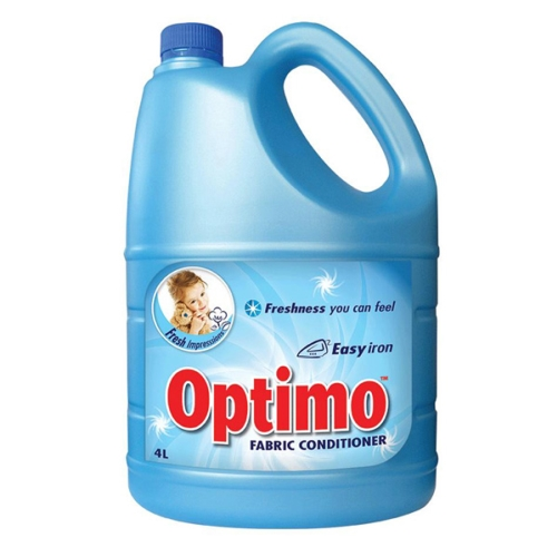 OPTIMO FABRIC SOFTENER 4LTR