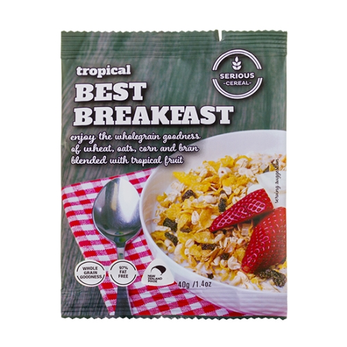 HP SERIOUS BEST BREAKFAST 40g x 48