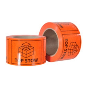 "RIPPA LABELS "" TOP STOW "" 72x100mm X 500roll"