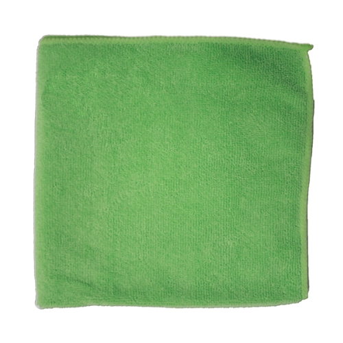 FILTA MICROFIBRE CLOTH 40x40cm GREEN