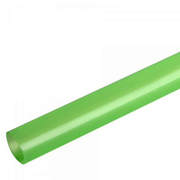 ECOWARE PLA JUMBO STRAW GREEN 12mm 1000ctn