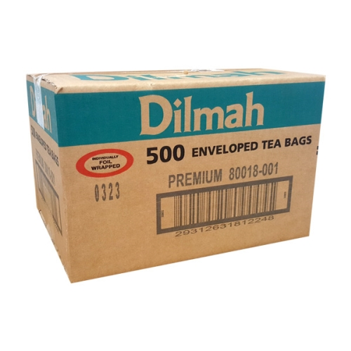 DILMAH PREMIUM TEA FOIL WRAPPED 500ctn