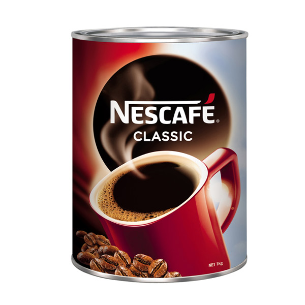 NESCAFE CLASSIC INSTANT COFFEE 1kg