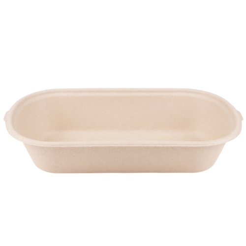 ECOWARE BAMBOO FOOD BOX 850ml 500ctn