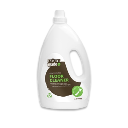 NATURE MADE FLOOR CLEANER CONCENTRATE 2.5ltr x 6ctn