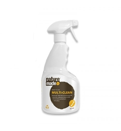 NATURE MADE SPRAY & WIPE RTU 750ml x 12ctn