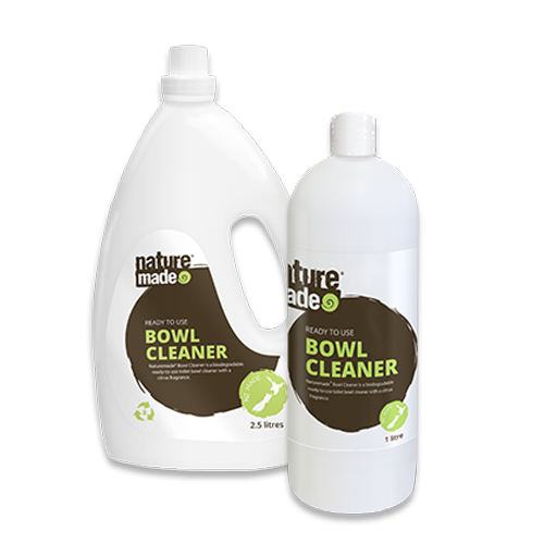 NATURE MADE TOILET BOWL CLEANER 1ltr x 12ctn