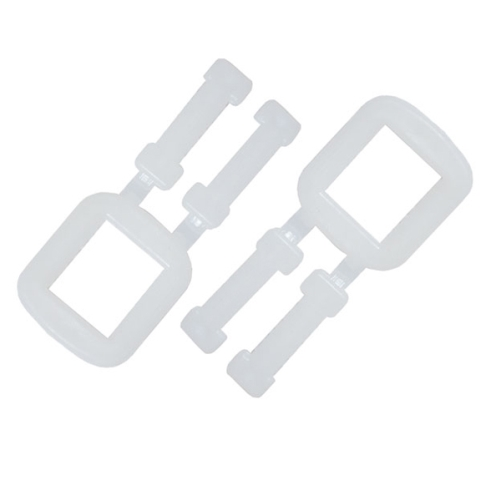 STRAPPING BUCKLES PLASTIC 12mm  1000ctn