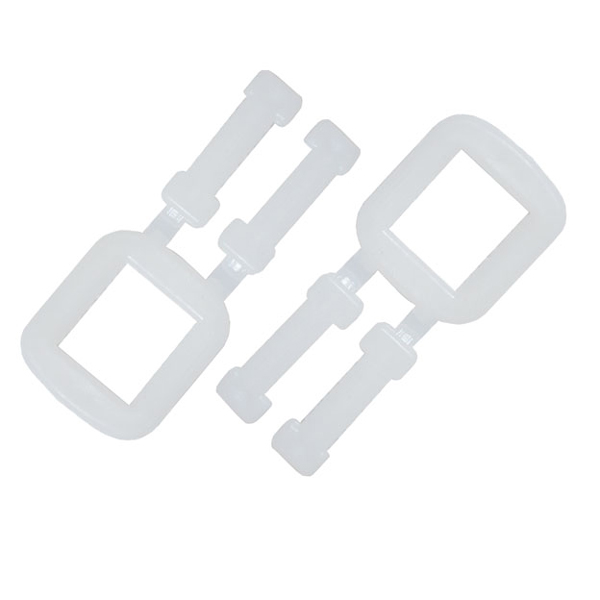 STRAPPING BUCKLES PLASTIC 19mm  1000ctn