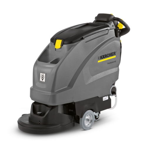 KARCHER B40C BP CLASSIC BATTERY SCUBBER DRIER 43cm/40Ltr
