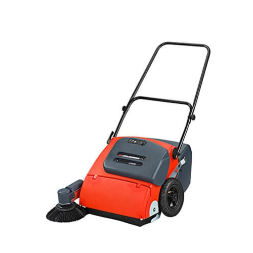 STOLZENBERG CROSS SWEEP BATTERY VACUUM SWEEPER