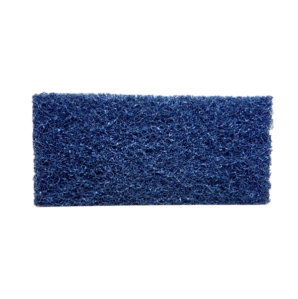 GLITTER BUG SCRUB PAD 250x120mm BLACK