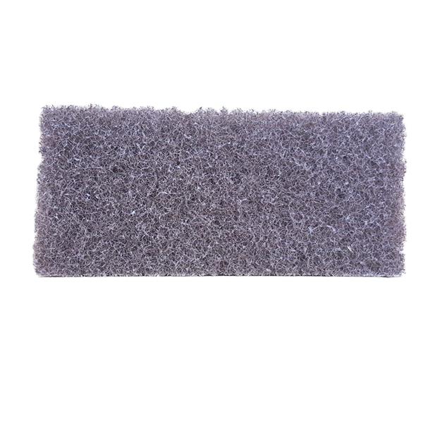 GLITTER BUG SCRUB PAD 250x120mm BROWN
