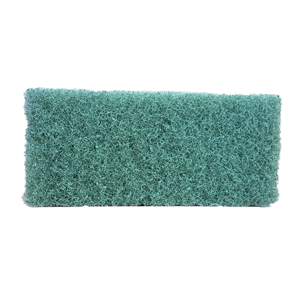 GLITTER BUG SCRUB PAD 250x120mm GREEN